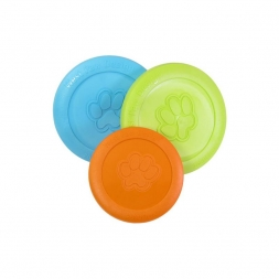 West Paw Mini Zisc 16 cm Orange