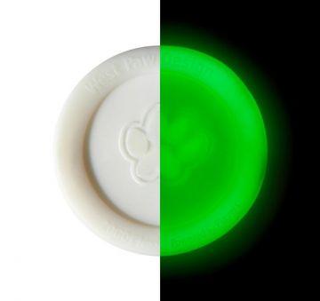 West Paw Mini Zisc - 16 cm - LeuchtendGlow
