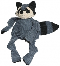 Hugglehounds Knottie with Tuffut Technology Raccoon Large