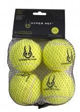 Hyper Pet Tennis Balls Green 4 Stück