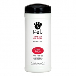 Jean Paul Pet Ear & Eye Wipes 1 Tuch