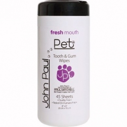 Jean Paul Pet Tooth & Gum Wipes 1 Tuch