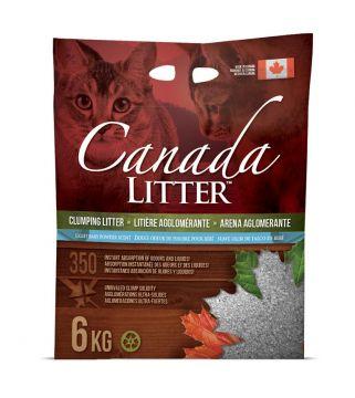 Canada Litter Katzenstreu mit Babypuder 6kg