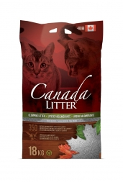 Canada Litter Katzenstreu 18kg