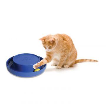 Pioneer Katzenspielzeug kitty - go - Round mit Motor