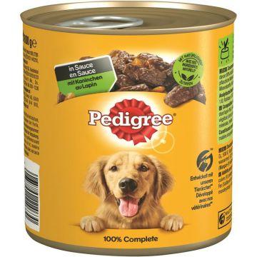 Pedigree Dose Adult Kaninchen & Karotten 800g (Menge: 12 je Bestelleinheit)