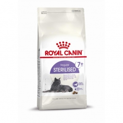 RC Feline Sterilised +7 400g