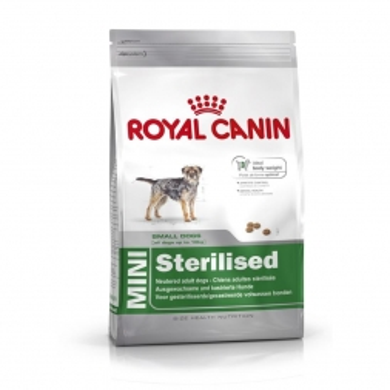 Royal Canin Size Mini Sterilised 2kg