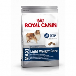 Royal Canin Light Weight Care Maxi  3kg