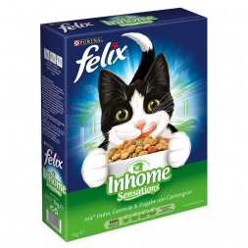 Felix Sensations Meaty Inhome 1kg