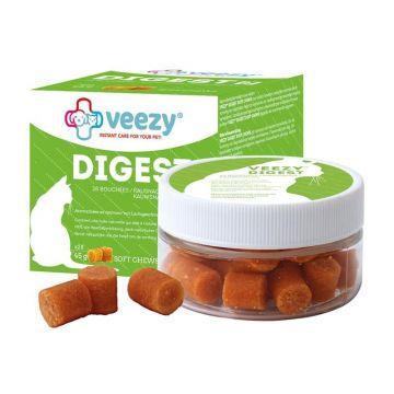 veezy Cat Digest Katzensnacks 28 Stück/45 g Dose