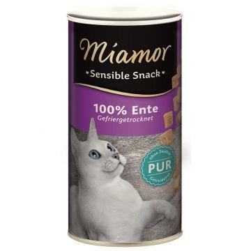 Miamor Snack Sensible Ente Pur 30g (Menge: 12 je Bestelleinheit)