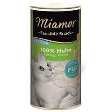 Miamor Sensible Snack Kitten Huhn Pur 30g (Menge: 12 je Bestelleinheit)