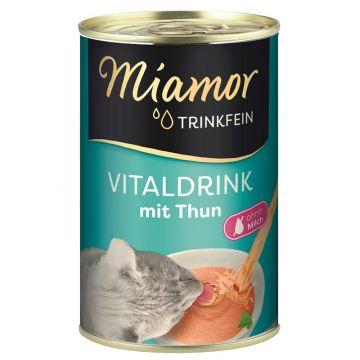 Miamor Trinkfein Vitaldrink mit Thunfisch 135 ml  (Menge: 24 je Bestelleinheit)