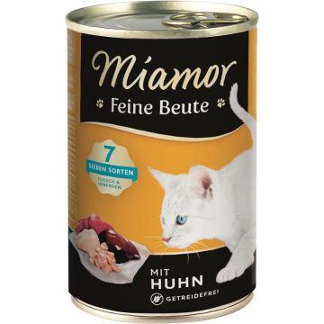 Miamor Dose Feine Beute Huhn 400 g (Menge: 12 je Bestelleinheit)