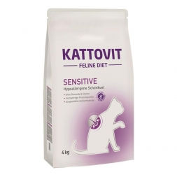 Kattovit Feline Diet Sensitive 4kg