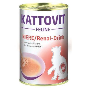Kattovit Dose Feline Niere/Renal Drink 135ml (Menge: 12 je Bestelleinheit)