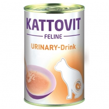 Kattovit Dose Feline Urinary Drink 135ml (Menge: 12 je Bestelleinheit)