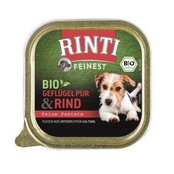 Rinti Bio Rind 150g Schale (Menge: 11 je Bestelleinheit)