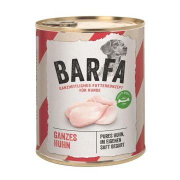 Rinti Dose BARFA Huhn Total 825g (Menge: 6 je Bestelleinheit)