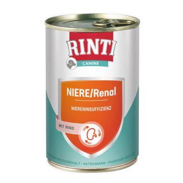 RINTI Canine  Niere/Renal Rind 400g (Menge: 6 je Bestelleinheit)