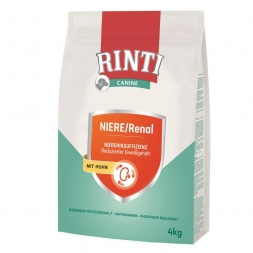 Rinti Canine Niere/Renal  4kg