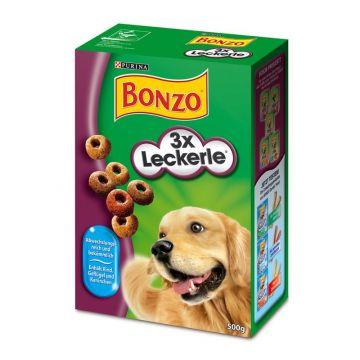 Bonzo 3 x Leckerle 500g