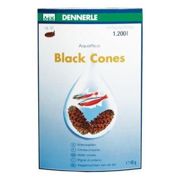 Dennerle Black Cones 50 Stück