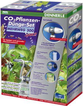 Dennerle CO2 Pflanzendünge-Set MEHRWEG 300 SPACE