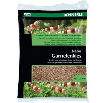Dennerle Nano Garnelenkies, Borneo braun 2kg