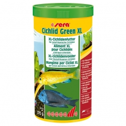 sera Cichlid Green XL 1000 ml / 370 g
