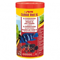 sera Cichlid Red XL 1000 ml / 370 g