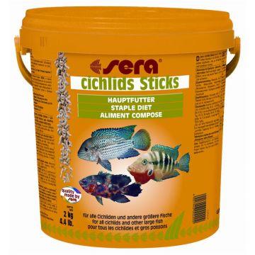 sera Cichliden Sticks 2 kg (10 Liter)