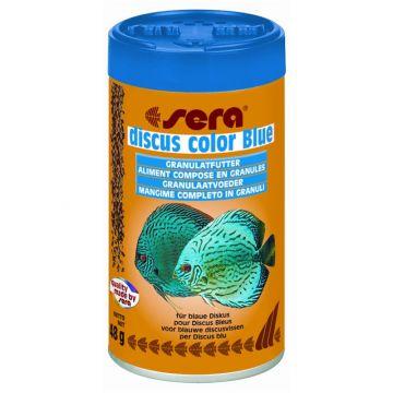 sera discus color blue 100 ml
