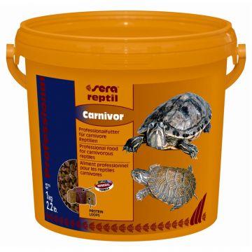 sera reptil Professional Carnivor 3,8 Liter