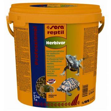 sera reptil Professional Herbivor 10 Liter