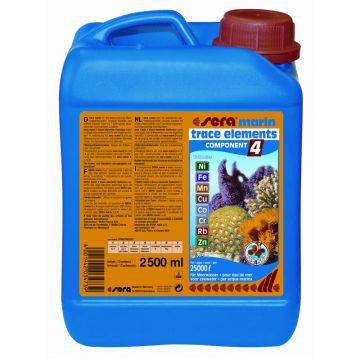 Sera marin COMPONENT4 trace elements Kationics 2,5 Liter