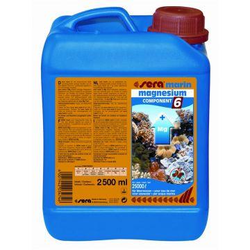 Sera marin COMPONENT6 magnesium 2,5 Liter