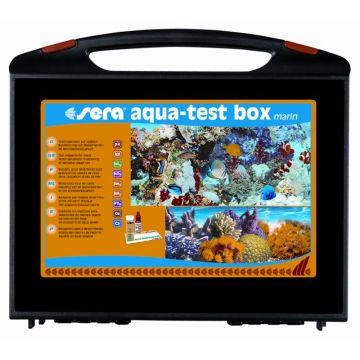sera Aqua Test Box marin (+Ca)