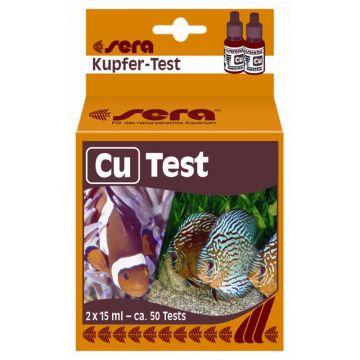 sera Kupfer-Test 15 ml für ca. 50 Tests