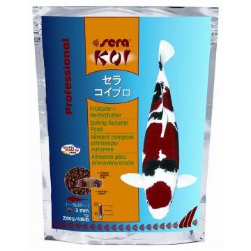 sera Koi Professional Frühjahr-/Herbstfutter 2,2 kg