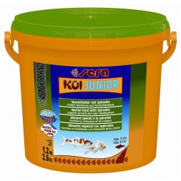 sera Koi Junior Spirulina 3800 ml