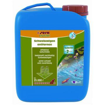 sera pond crystal 2,5 Liter