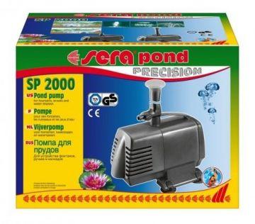 sera pond SP    2000   Teichpumpe