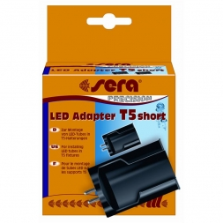sera LED Adapter T5 short, 2 Stück