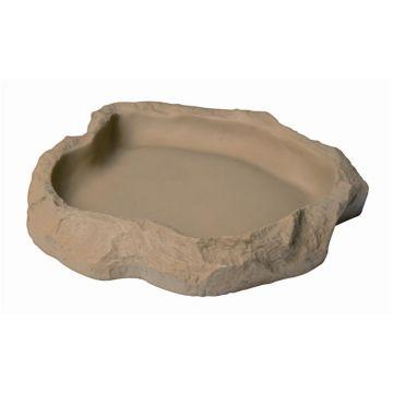 sera reptil food/water dish medium