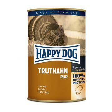 Happy Dog Dose Truthahn Pur 400g (Menge: 12 je Bestelleinheit)