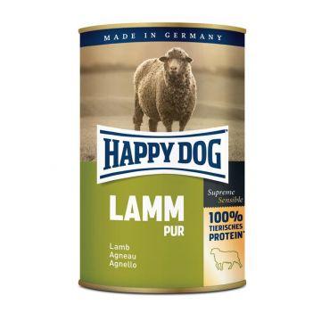Happy Dog Dose Lamm Pur 400g (Menge: 12 je Bestelleinheit)