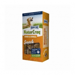 Happy Dog Natur Snack Rind & Dinkel 350g