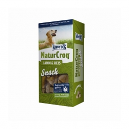 Happy Dog Natur Snack Lamm & Reis 350g